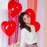 14 февраля :: Виктория Гринченко