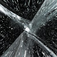 Мартовский лёд или космический полёт -) :: Марина Шубина