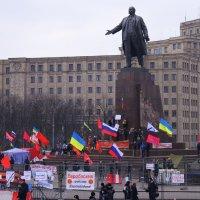 Харьковская весна :: Евгений Лобойко