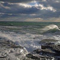 Моря - молочные  берега :: Фёдор Юдин