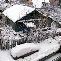 из моего окна :: Лидия кутузова