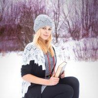 Зимняя фотосессия :: Антон Сальников