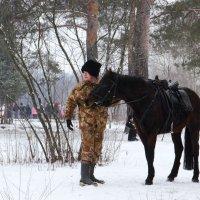 Мы пойдём с конём :: Михаил Антонов