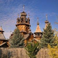 Скит Всех Святых Земли Русской .Святогорск :: Нилла Шарафан