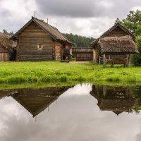 Деревня :: Анатолий Мигов