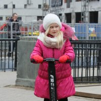 новый вид транспорта ) :: Светлана З