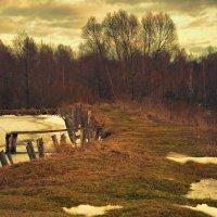 Плотина :: Артем Тимофеев