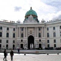 Императорская резиденция Хофбург. Австрия :: Надежда Гусева