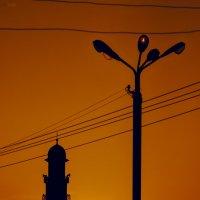 Аульская мечеть :: Сахаб Шамилов
