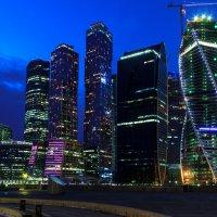 Москва-Сити :: Павел Белоус