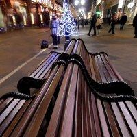 ...городские скамейки.... :: Ира Егорова :)))
