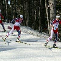 Золотая троица Олимпиады :: Александр Фёдоров