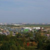 Город с Пулковских высот :: Наталия Короткова