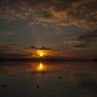 Sunset.  Закат. :: Aleksandr Papkov