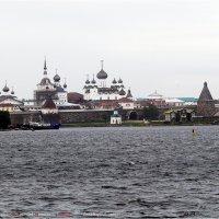 Соловецкий  монастырь :: Валерий Викторович РОГАНОВ-АРЫССКИЙ