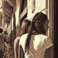 На улицах Вероны :: Лидия Цапко