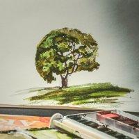 Дерево :: Гаяне Авдалян