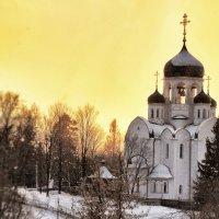 Храм Воскресения Господня :: Anton Smirnov