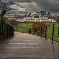 A bit of drama in Greenwich :: Constantine
