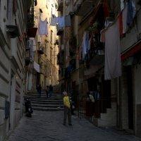 Жизнь неаполитанцев без глянца... :: ФотоЛюбка *