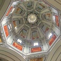 купол Собора святых Руперта и Виргилия :: Александр Корчемный