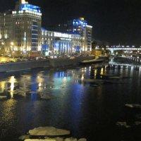 Дом на набережной. Москва :: anna borisova
