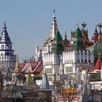 Кремль в Измайлово. :: Юрий Шувалов