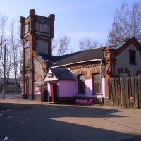 Водонапорная башня хутора Брянского завода :: Владимир