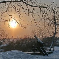 Предвечерне-зимняя :: Сергей Тарабара