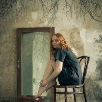 Если долго смотреть в бездну, то бездна начинает смотреть на тебя. :: Анастасия Самойлова