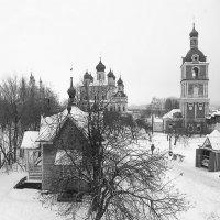 Горицкий монастырь :: Елена Протасова