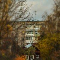 моя осень... :: Иван Арефьев