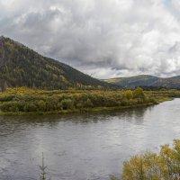 Сибирская река :: Дамир Белоколенко