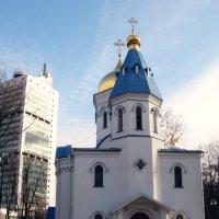 Спасо-Преображенская церковь на Соломенке :: Владимир