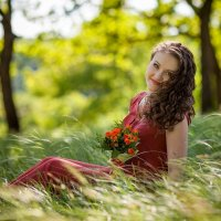 красота. :: Мария Сергеевна