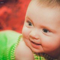Дочка Дашка :: Андрей Желудков