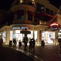 LA night :: Яков Геллер
