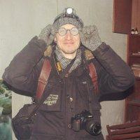 Индустриальный турист :: Роман Fox Hound Унжакоff