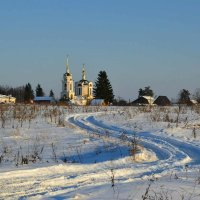 церковь :: Андрей Куприянов
