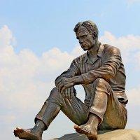 Памятник  В.М.Шукшину. :: Vlad Borschev