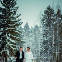 Зимний лес :: Аделика Райская