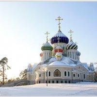 Церковь Святого Игоря Черниговского (Ново-Переделкино) :: Александр Назаров