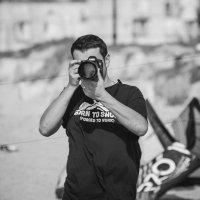 рождённый фотографировать-вынужден работать... :: Павел Баз