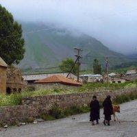 Грузинское село :: anna borisova