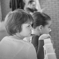 ожидание      спортивные танцы :: Арсений Корицкий