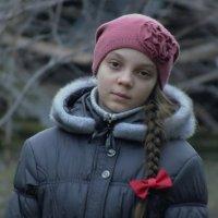Моя доченька! :: Александр Тарасенко