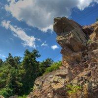 Величие скал :: Denis Aksenov