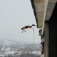 Безумный прыг!!! :: Дмитрий Арсеньев