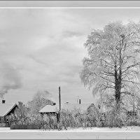 Картинка деревенская... обычная... :: Александр Никитинский