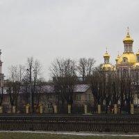 Крестовоздвиженский собор на Лиговском проспекте :: Александр Рябчиков